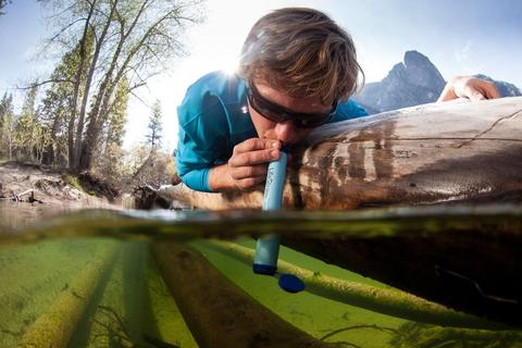 Lifestraw personal in camping
