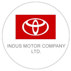 Indus Motors Company Limited logo