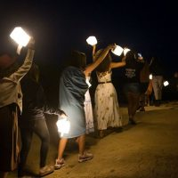 LuminAID in Night Stay Camping